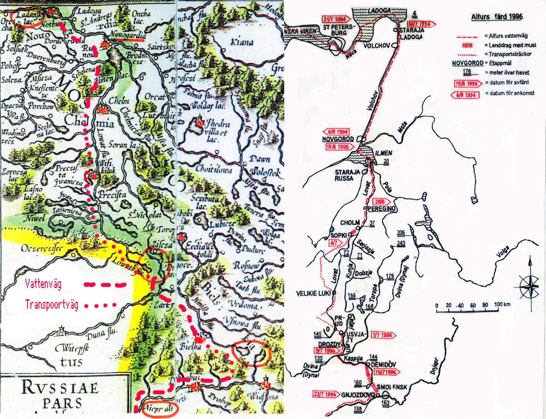 Karta Over Varldens Bergskedjor.Kommentarer Till Gamla Kartor